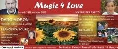 musica,biodanza,solidarietà