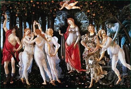 Botticelli, Vivaldi